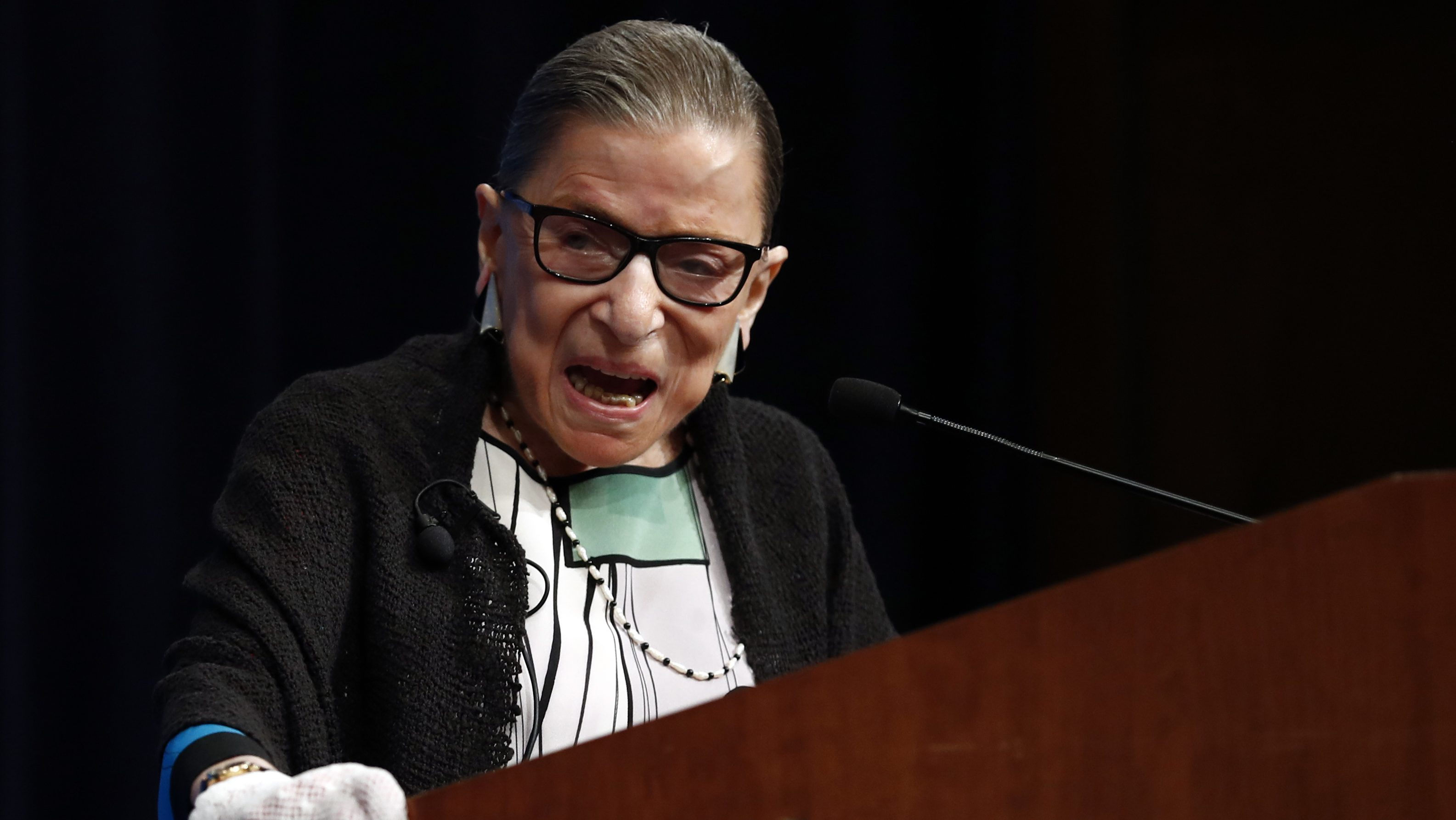 Ruth Bader Ginsburg Hopes to Serve 5 More Years on Court  |Ruth Bader Ginsburg