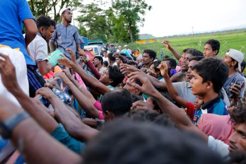 Bangladesh-Rohingya-refugees