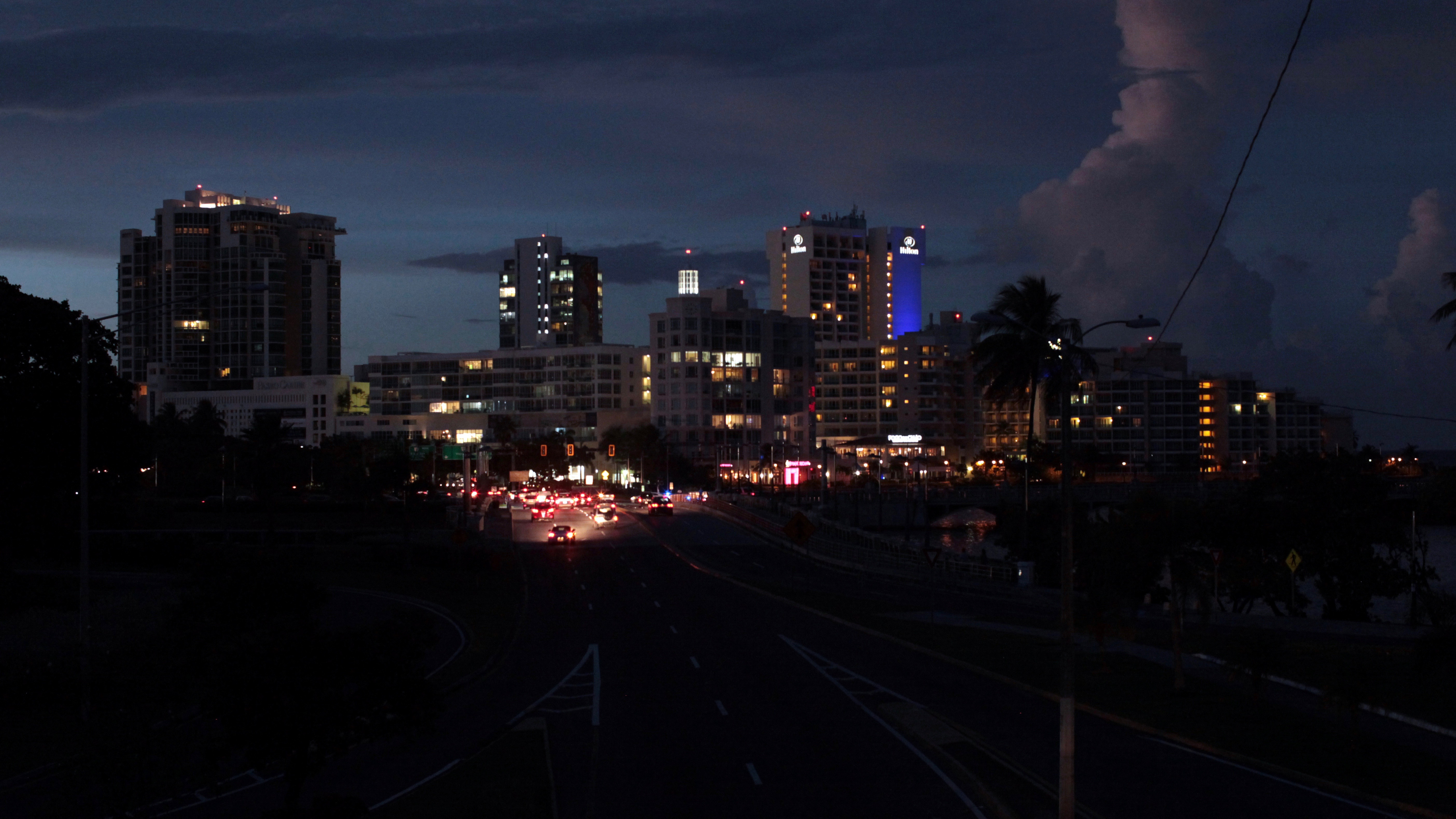 Hurricane Irma Is Threatening Puerto Rico With 6 Month Blackouts As