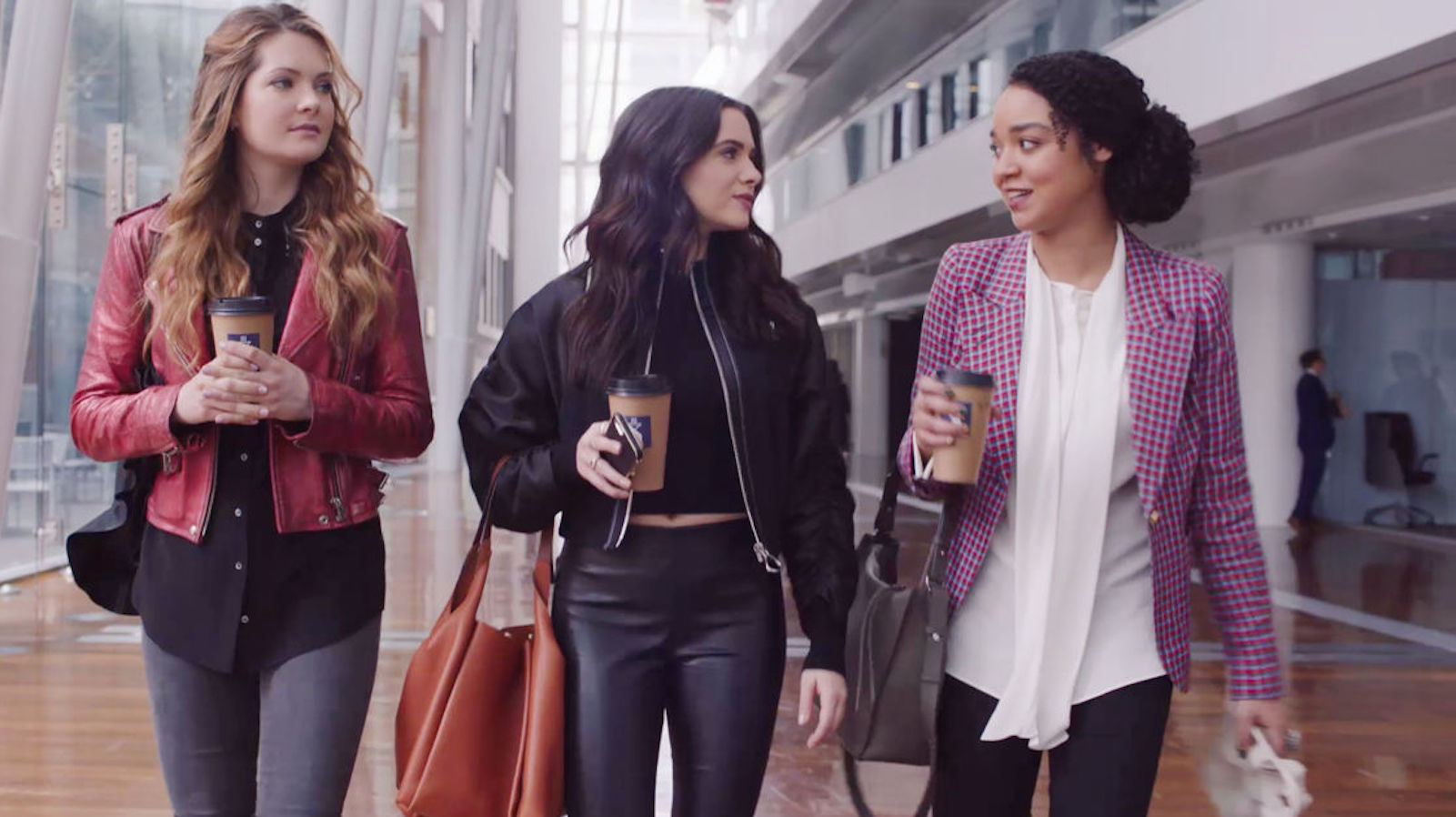 """The women of """"The Bold Type"""" are all about taking risks."""