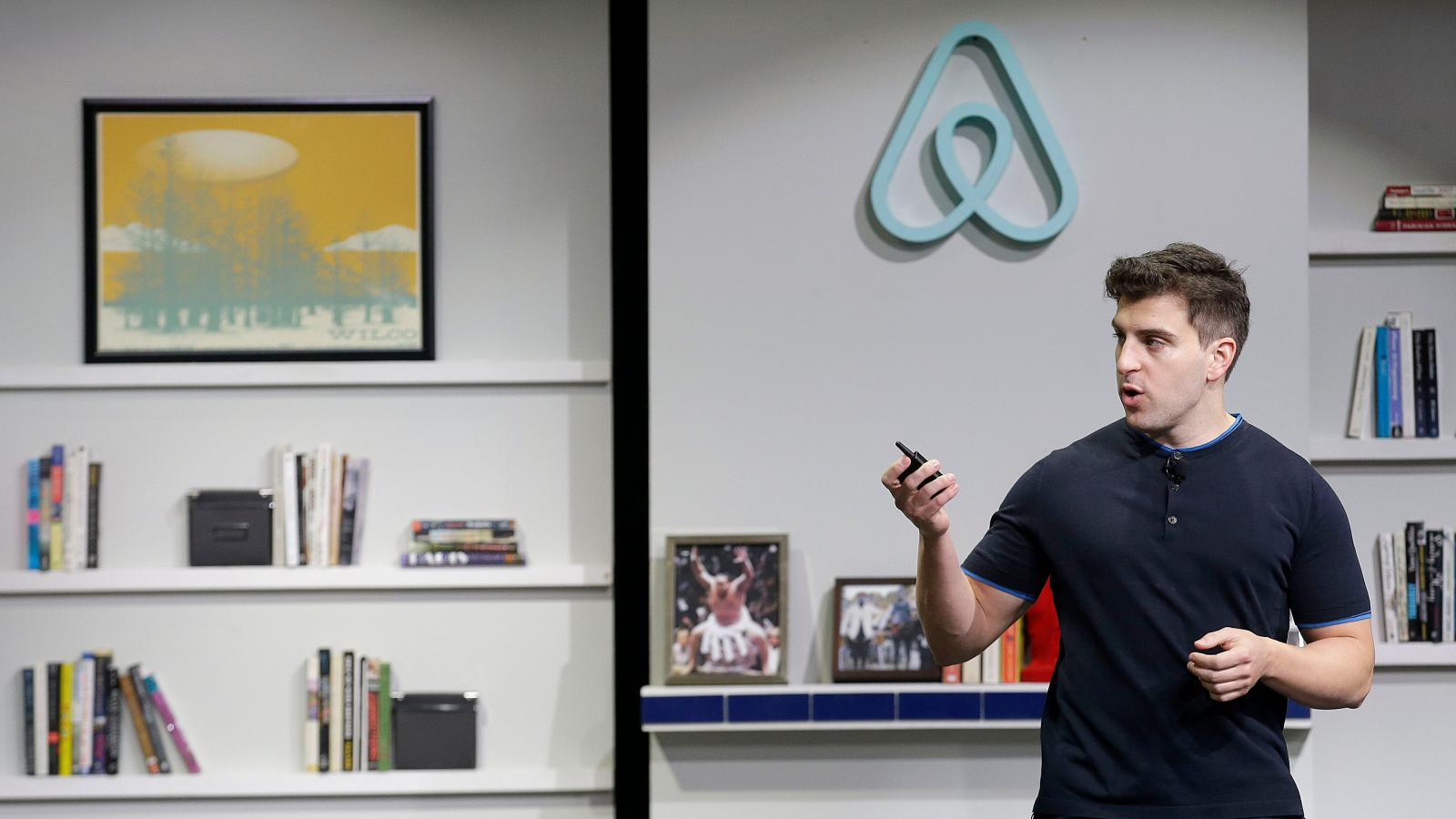 Airbnb is defined by its CEO Brian Chesky's obsessive perfection — Quartz  at Work
