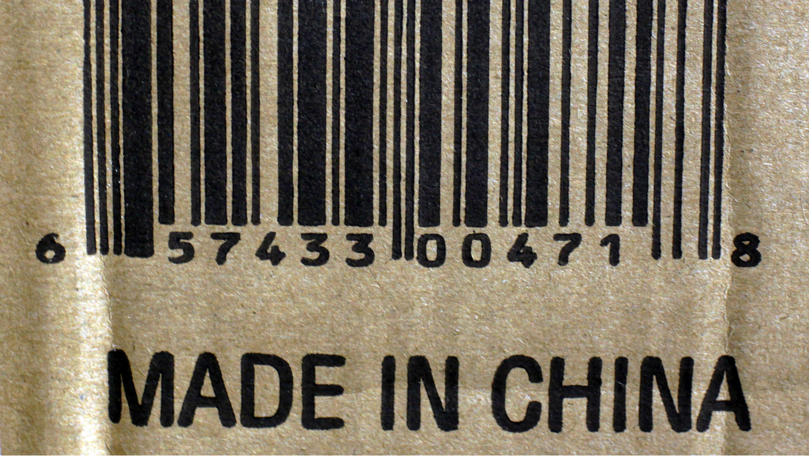 """The box for a wine refrigerator reads """"Made in China"""" at a Costco store in Everett, Massachusetts January 18, 2011. Beijing announced $600 million in deals with U.S. companies on Monday while senior U.S. senators pressed for Congress to get tough with China over """"manipulating"""" its currency, underlining tensions over trade issues on the eve of Chinese President Hu Jintao's arrival."""