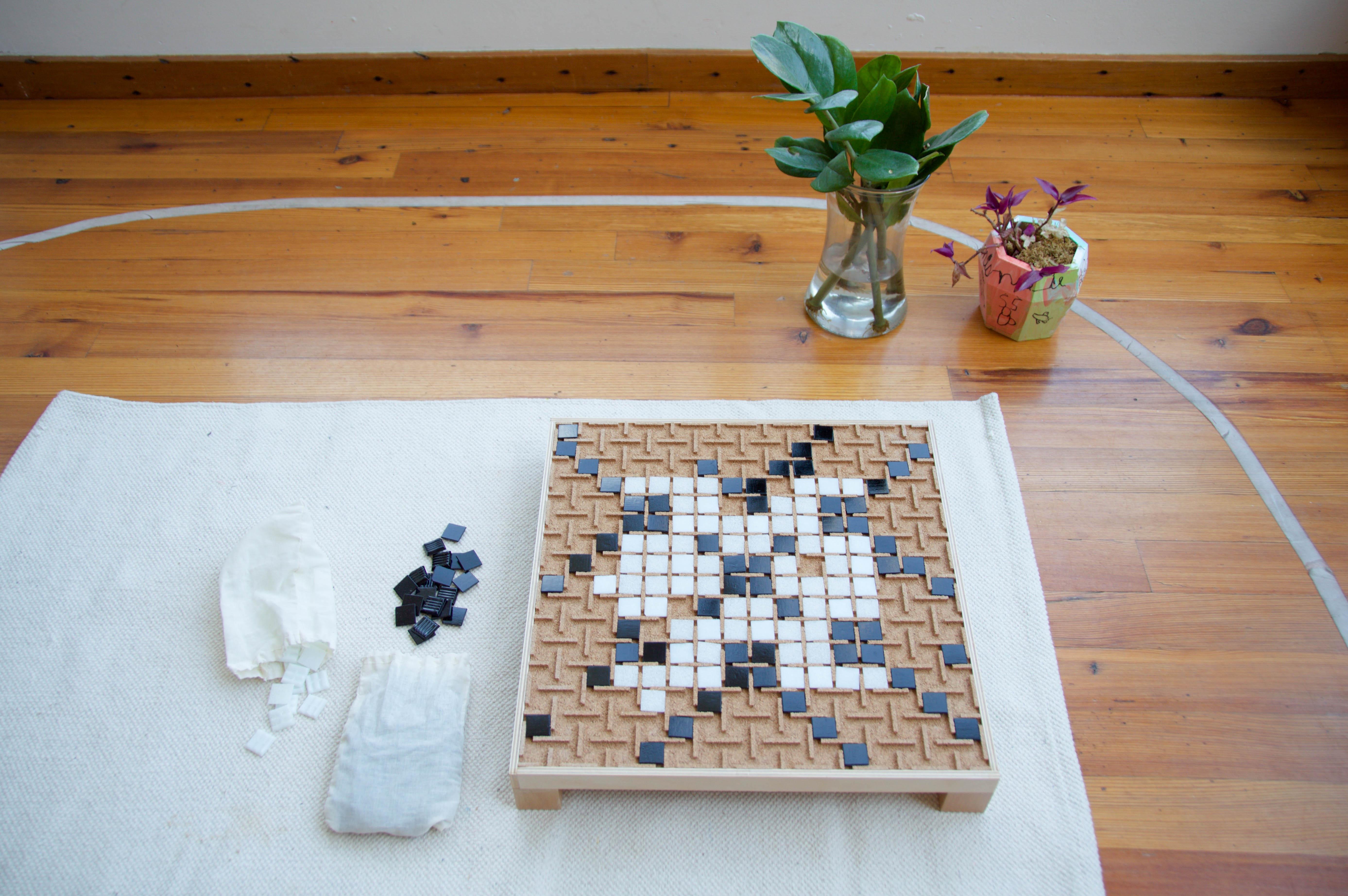 Learning Beautiful's Pixel Board.