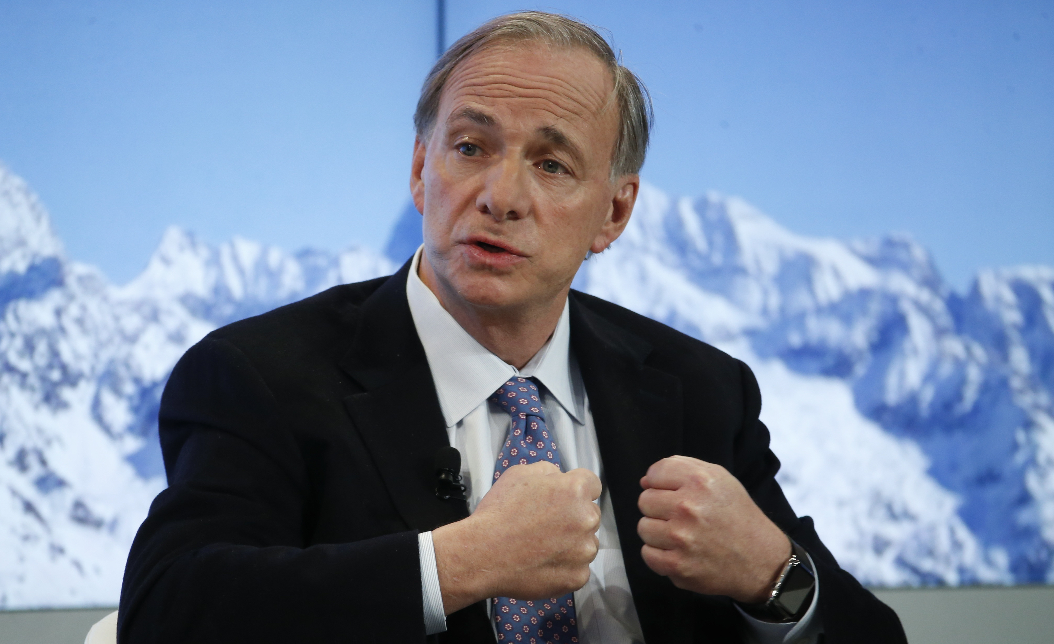 Bridgewater Associates CEO Ray Dalio explains the Dot Collector