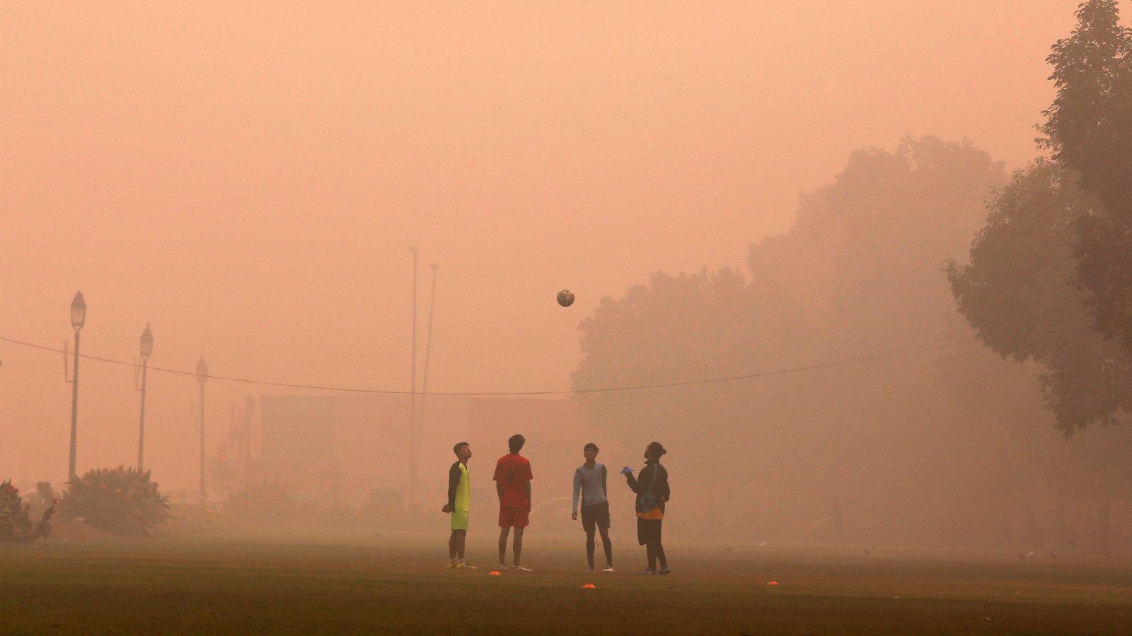 India-Delhi-pollution