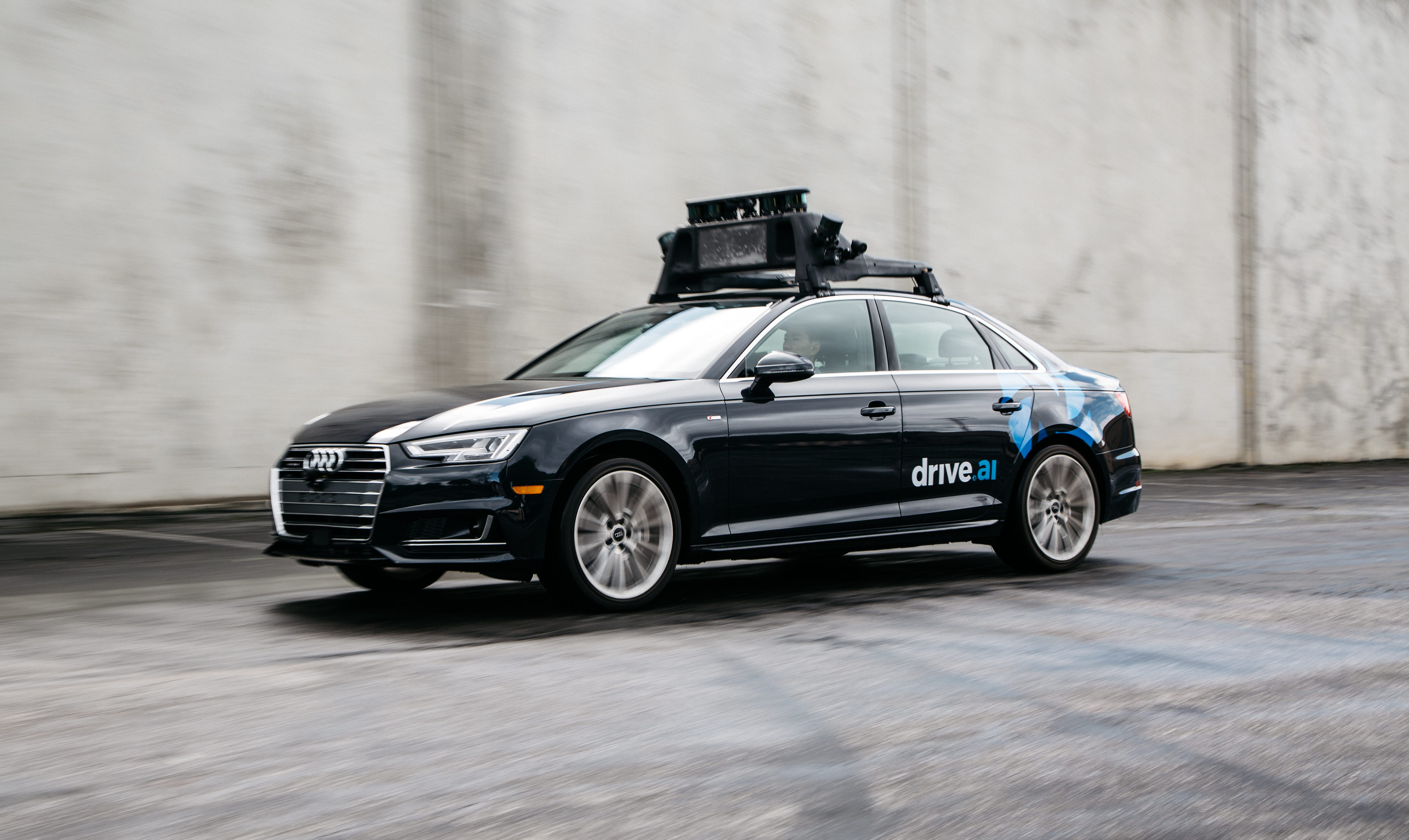 Lyft is partnering with Drive ai to offer self-driving car