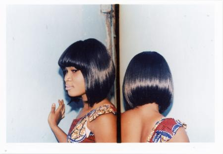 Danielle Babou, Abidjan, 2014 in Mfon: Women Photographers of the African Diaspora.