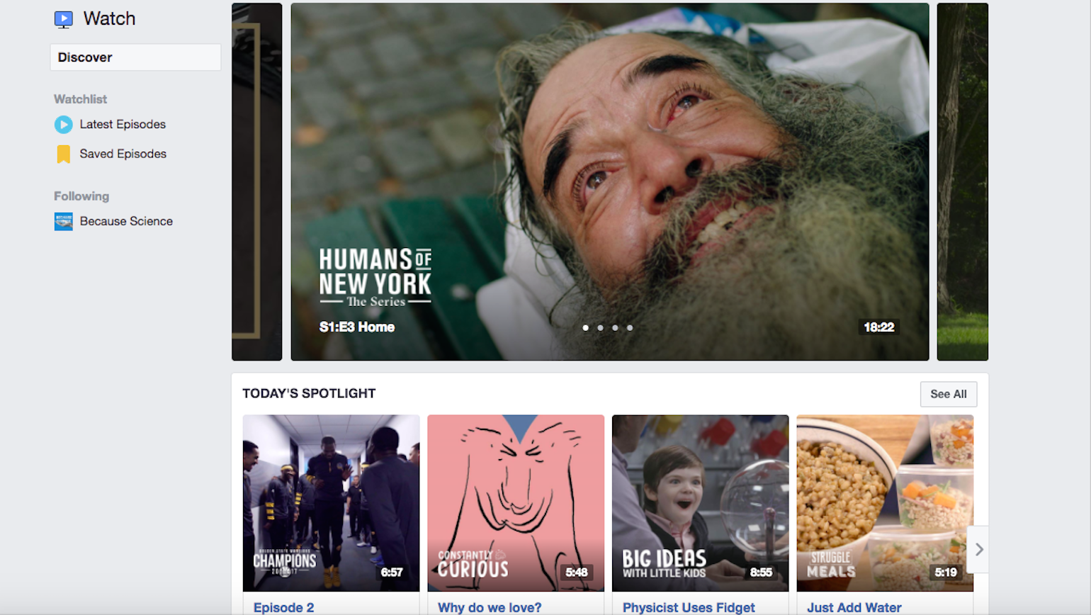How To Watch Facebook Its New TV Like Content Offering