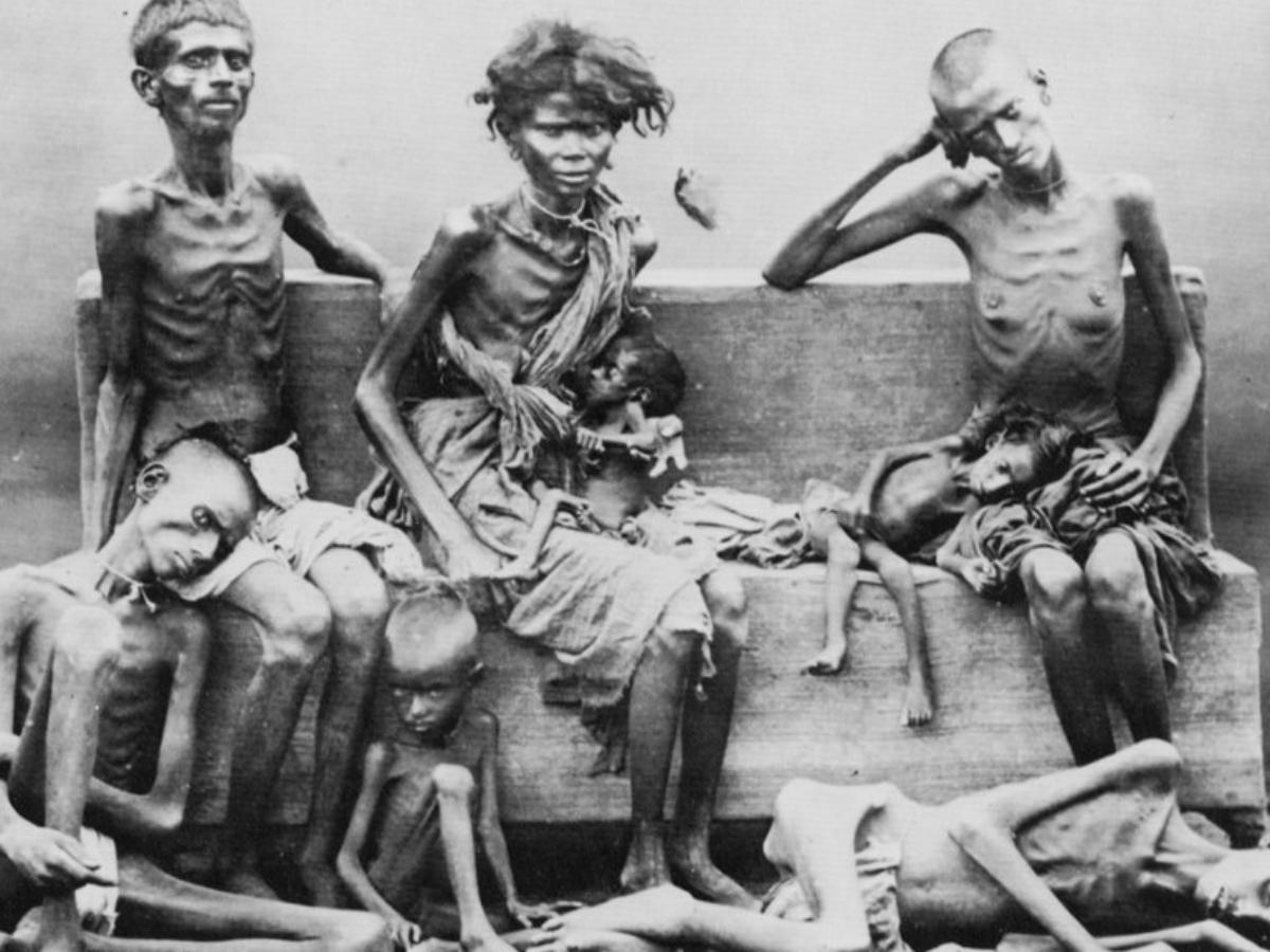 Have we forgotten the starvation, plundering, and sheer brutality of  colonialism? — Quartz India