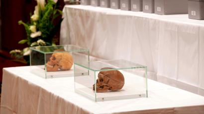 Namibia genocide: American Museum of Natural History accused of storing remains of victims of Germany's genocide in Africa