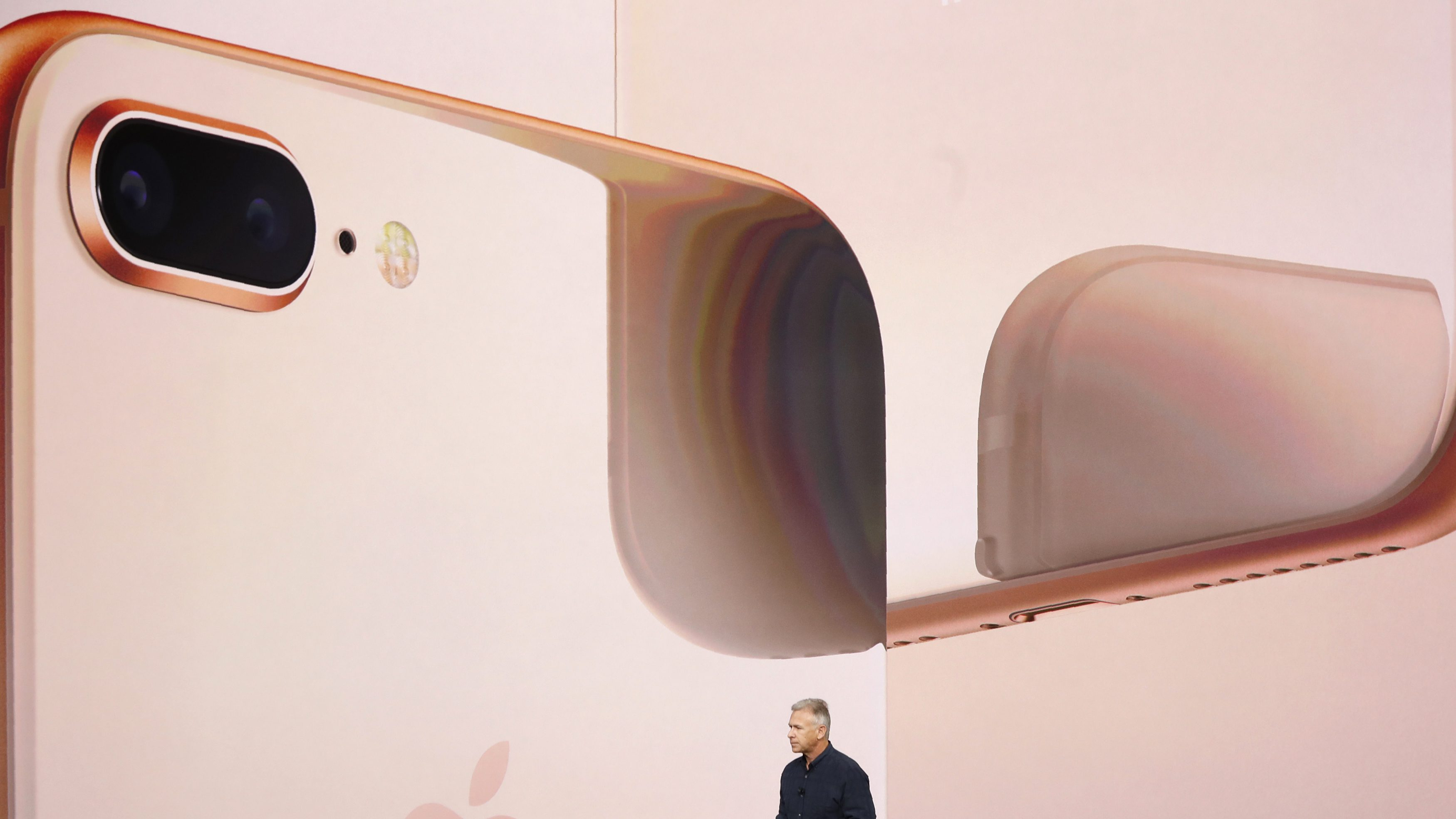 Apple Iphone 8 There Is No Rose Gold Quartz