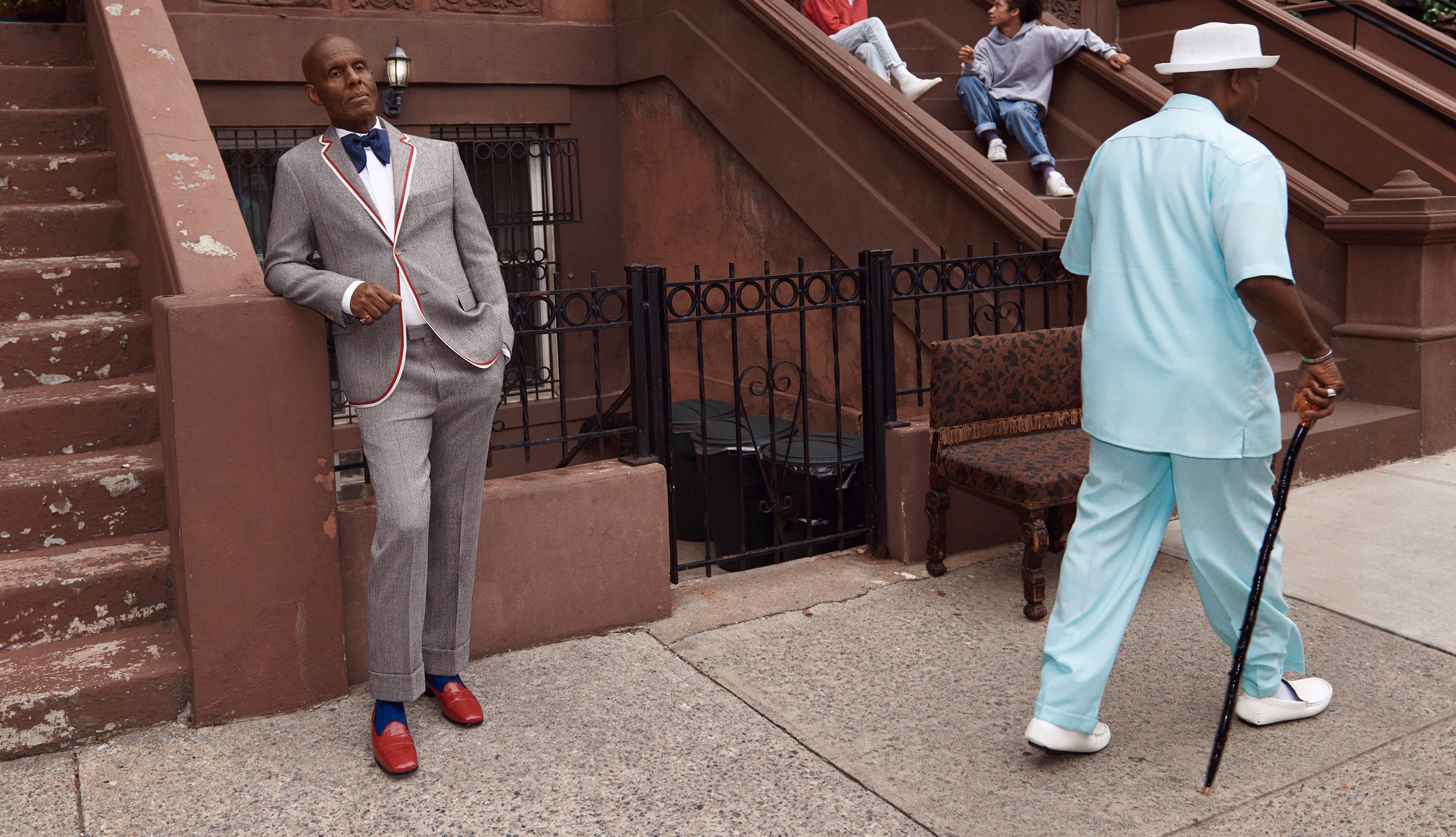 a6f9ff9e Gucci got called out for copying Dapper Dan. Now it's backing his ...