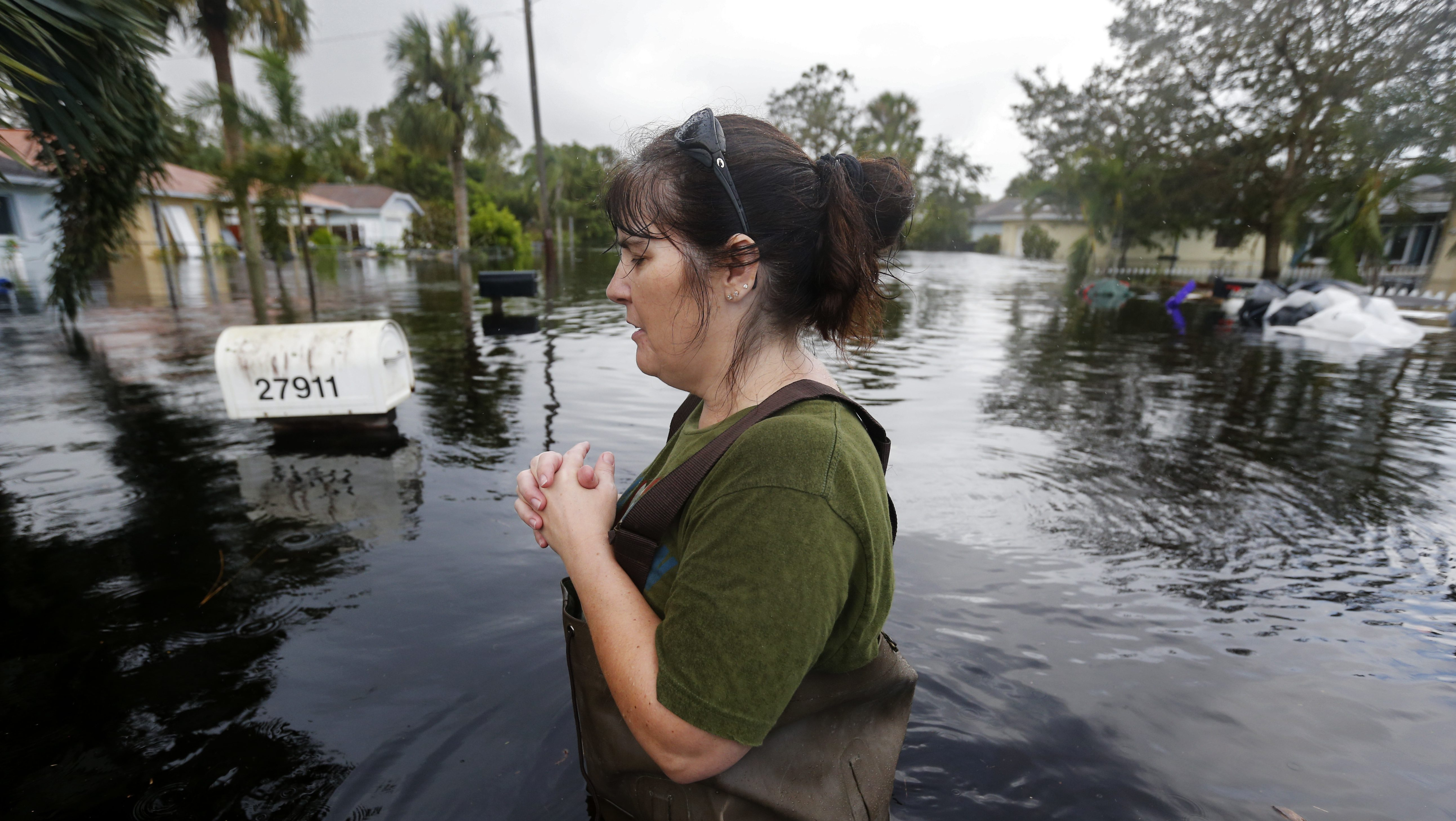 florida got flooded by irma