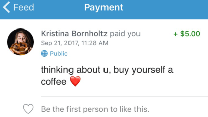 On Venmo, you can be a good friend and not obnoxious — Quartz