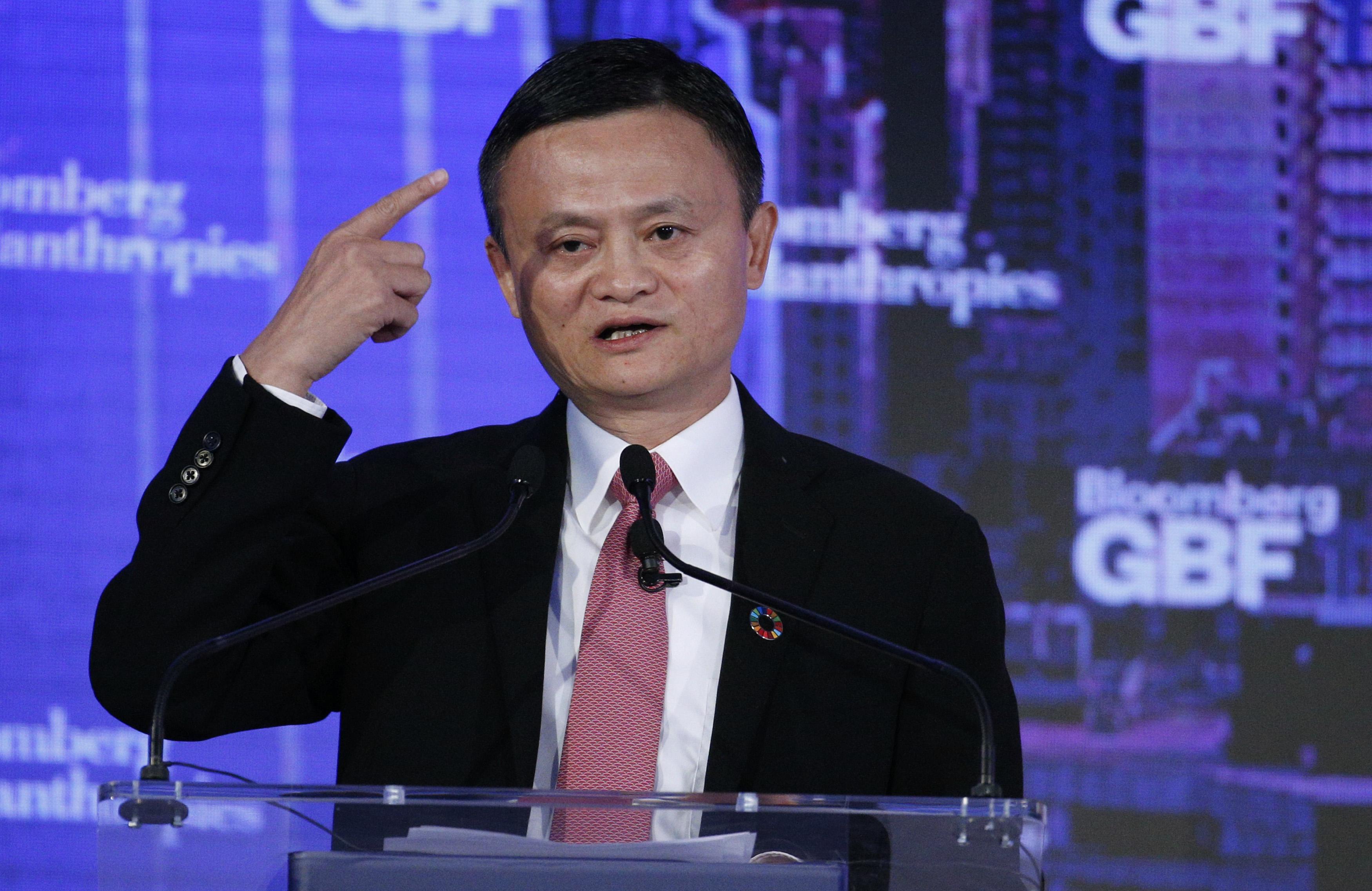Alibaba S Jack Ma Says Successful Leaders Need Eq Iq And Lq