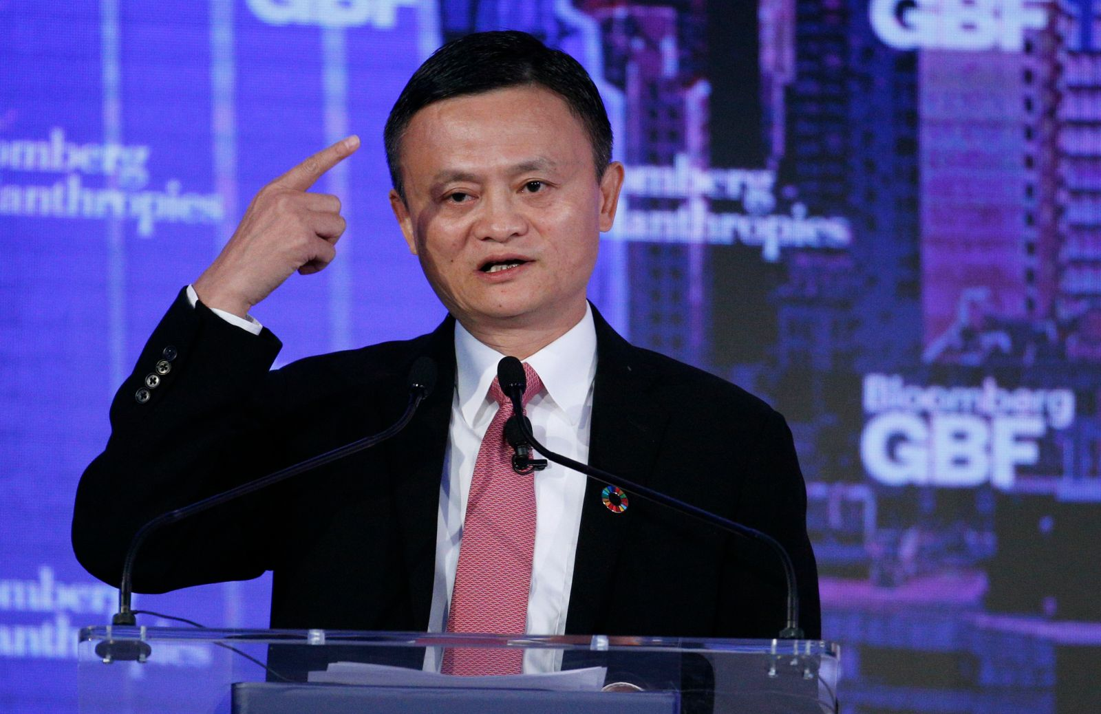 Alibaba's Jack Ma says successful leaders need EQ, IQ, and ...