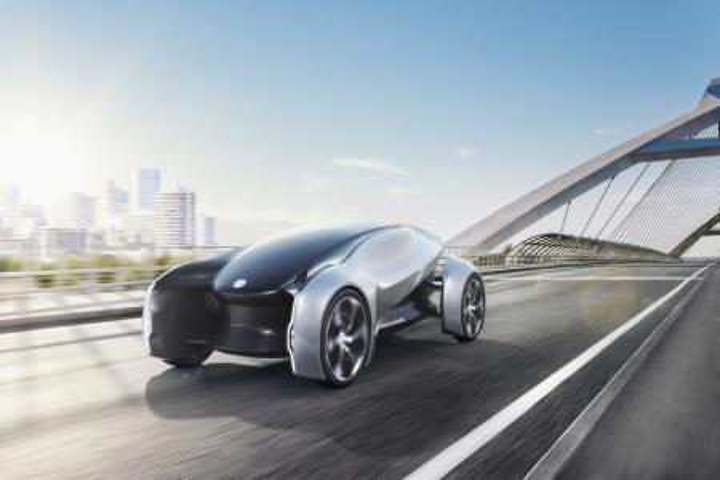 The Jaguar FUTURE-TYPE concept