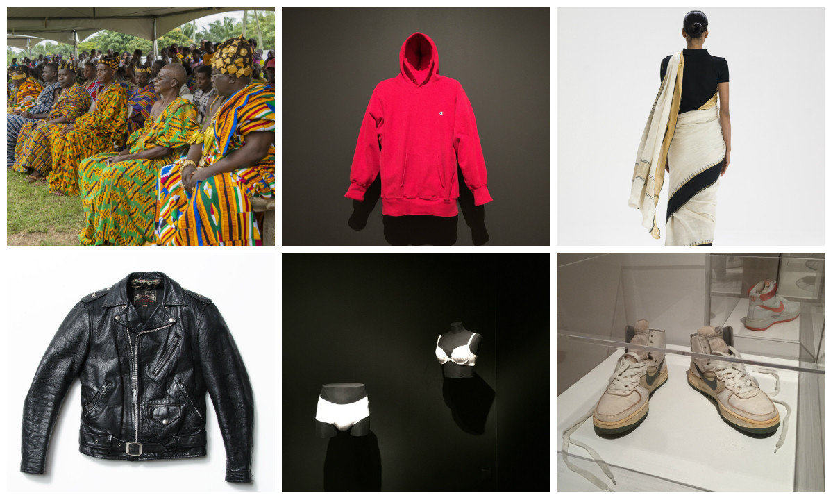 Moma S New Exhibit Pinpoints 111 Objects That Define A Century Of Fashion Quartz