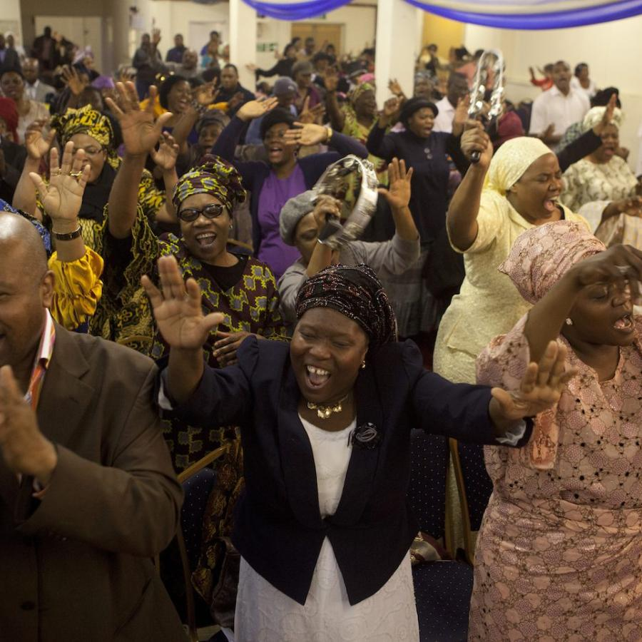 Africas Reverse Missionaries Are Trying To Bring Christianity Back The United Kingdom Quartz Africa