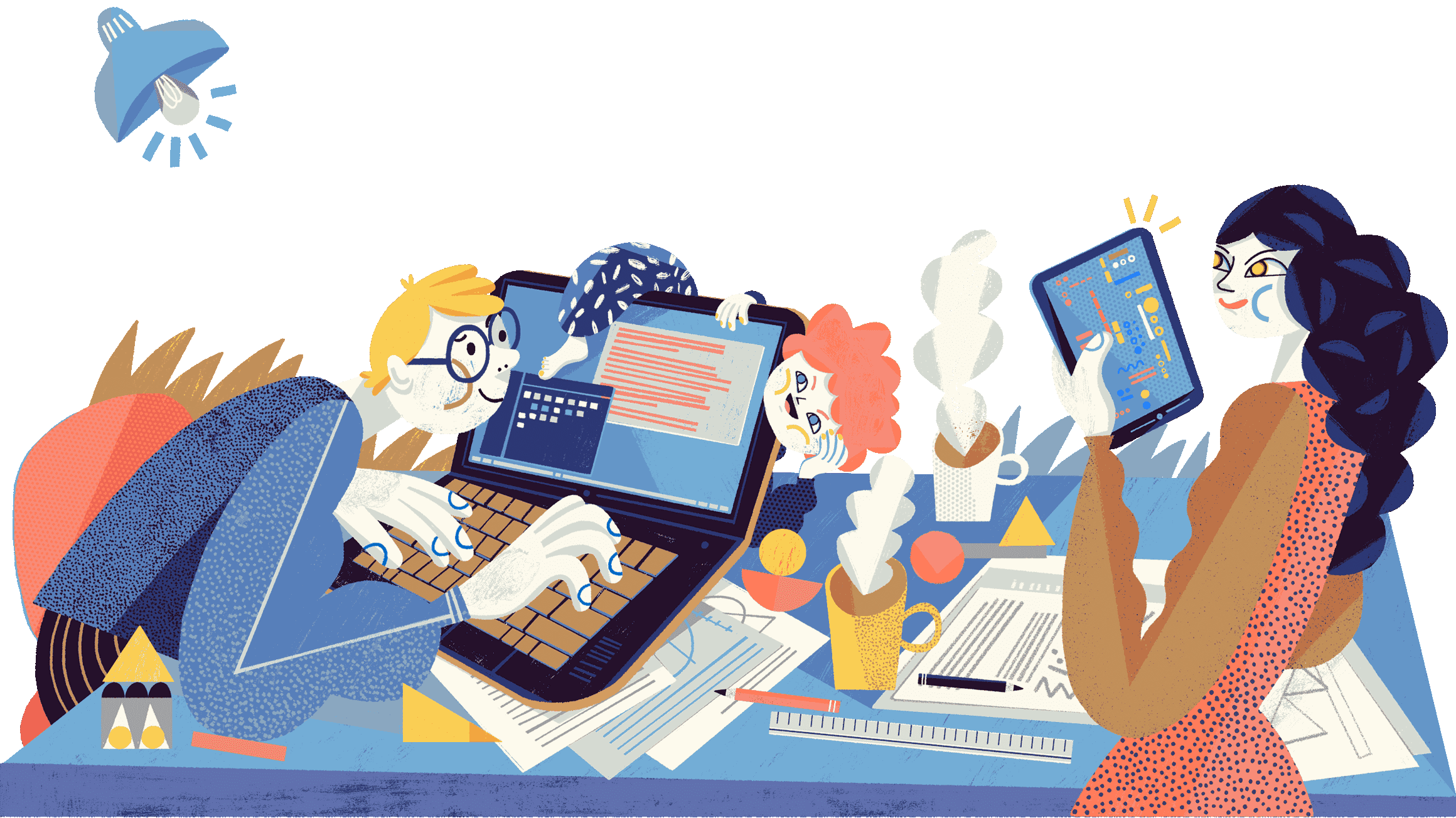 The Lives of Working Parents