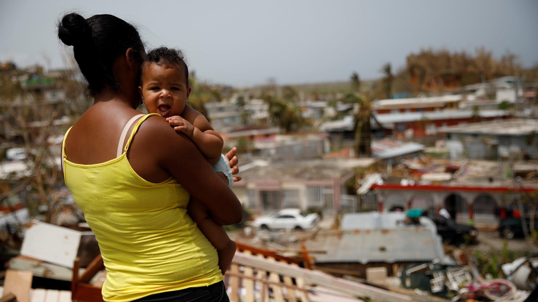 maria damage in puerto rico