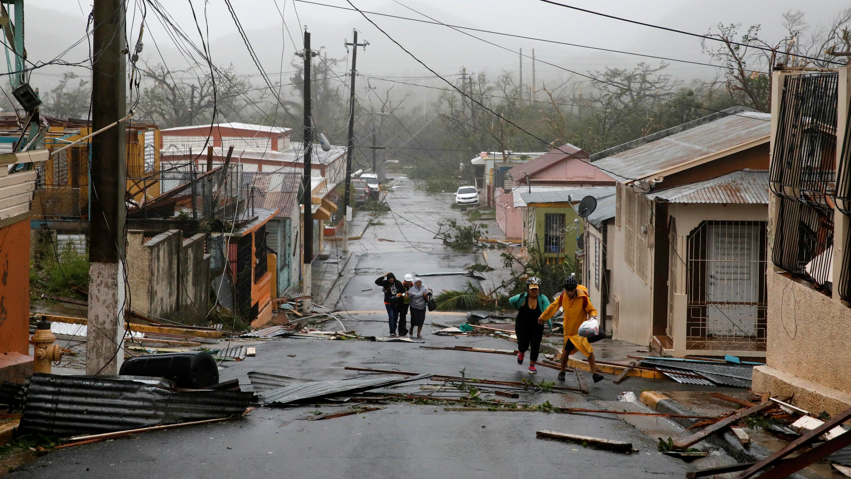 Puerto Rico's power problem.