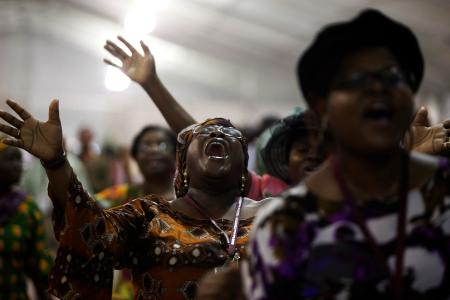 The Redeemed Christian Church of God has churches in more than 100 countries, including the UK where it is aggressively planting more fellowships.