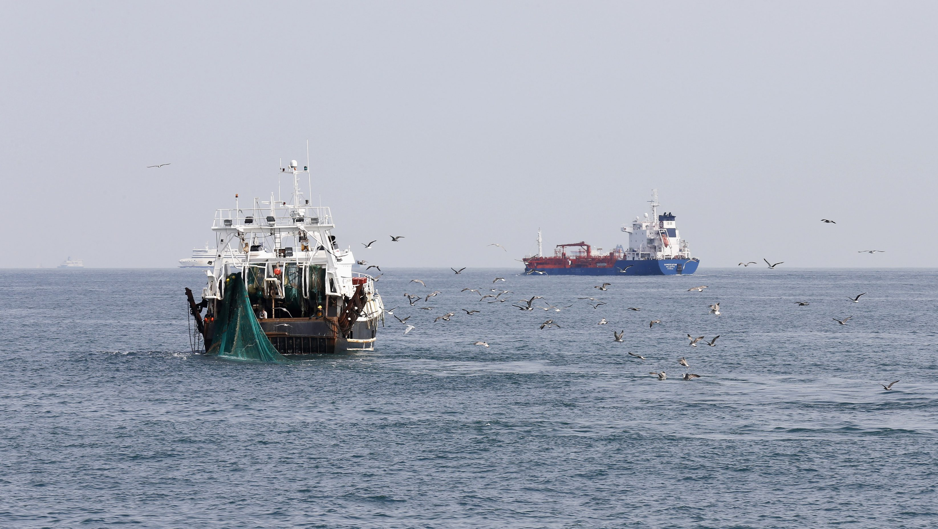Eu Nations Authorized Their Vessels To Unlawfully Fish In African Waters