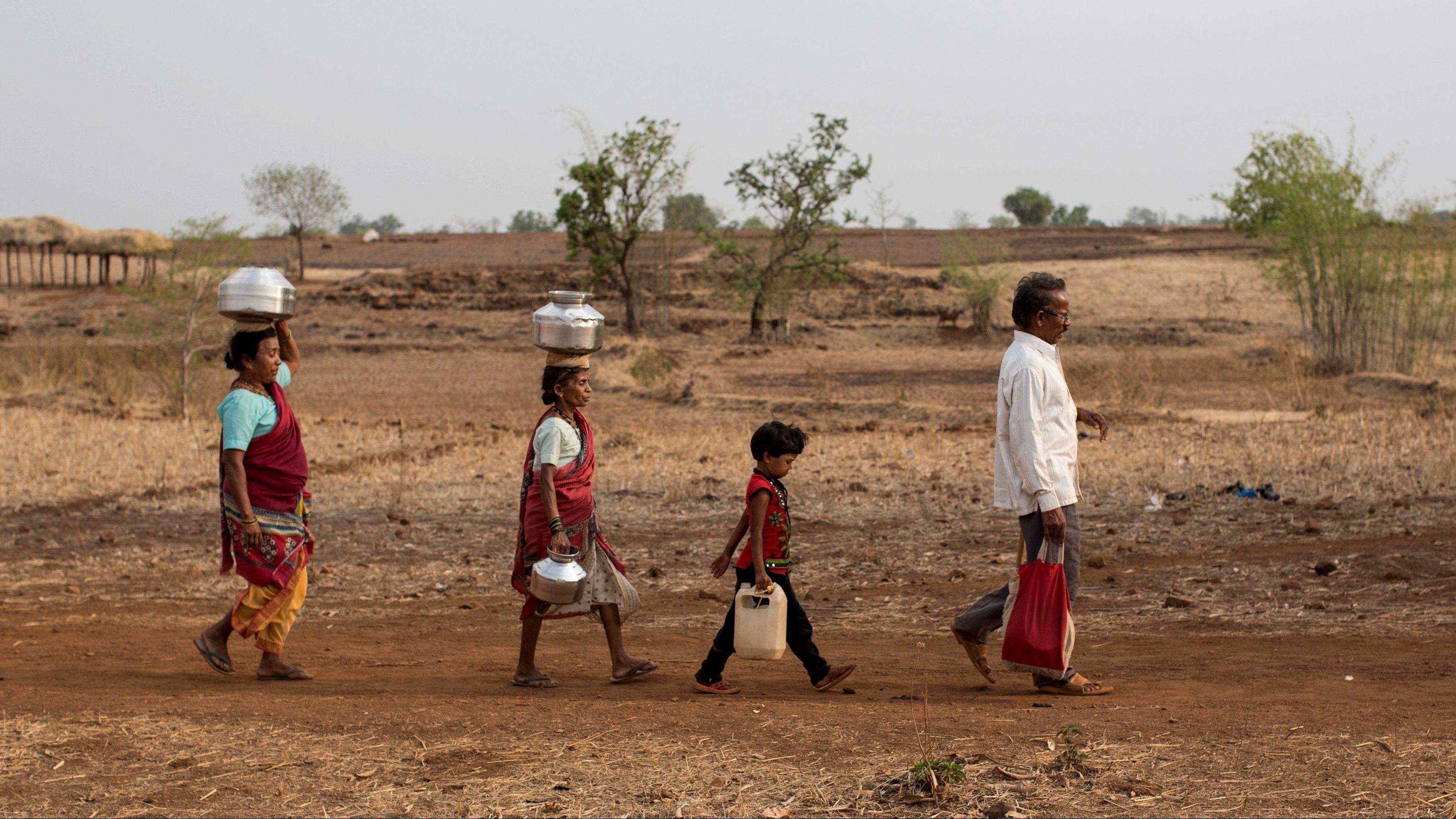 Water Wives Of Maharashtra