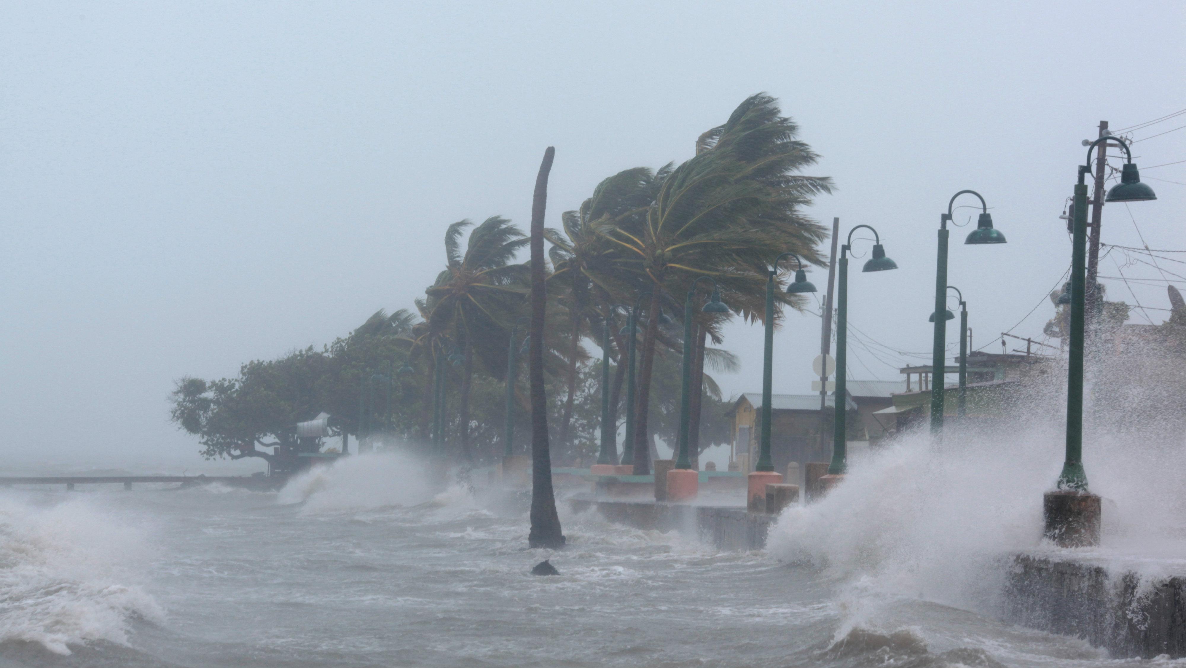 Hurricane Irma.