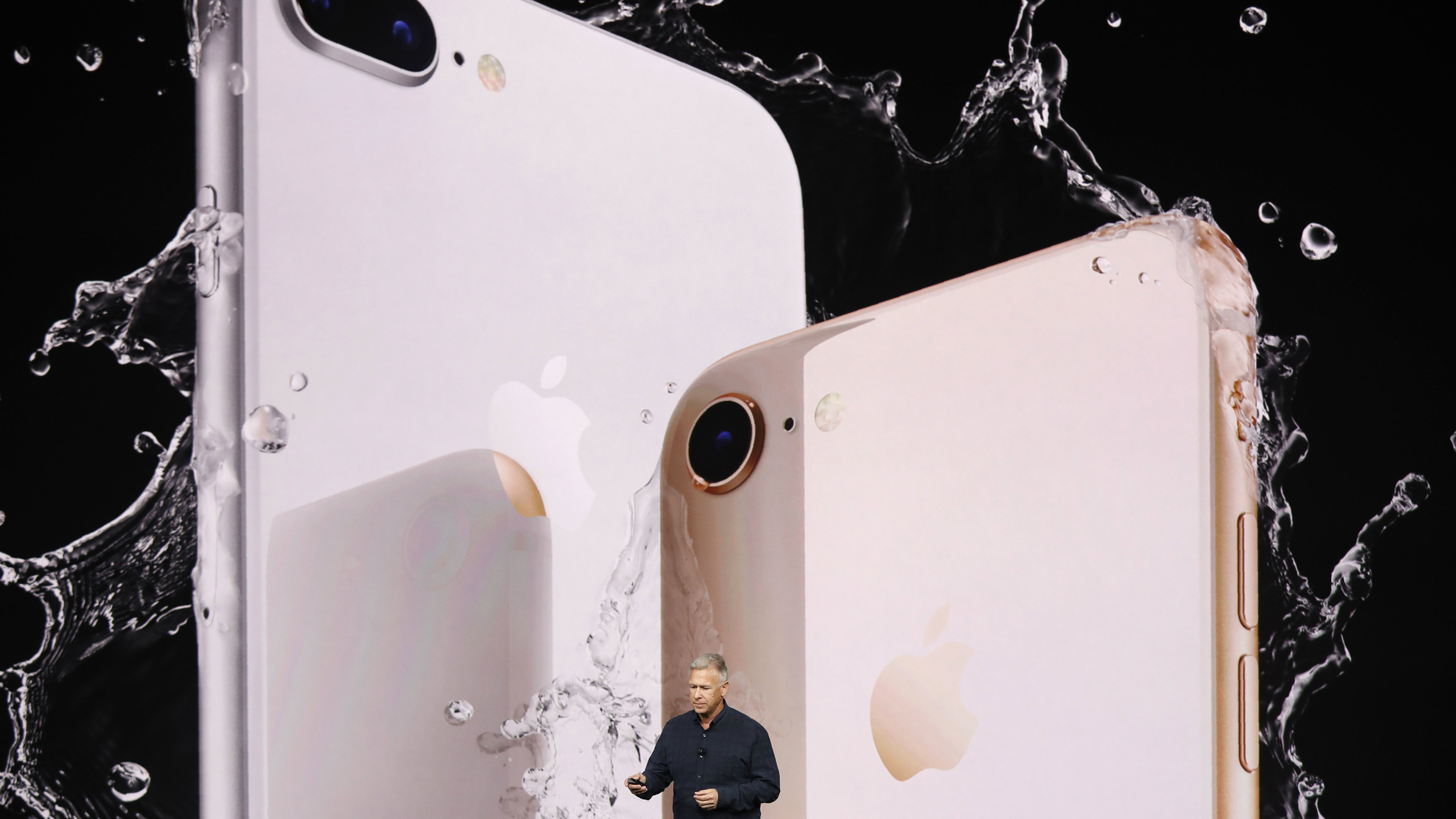 How much does the iPhone 8 cost? Prices in dollars, pounds, and yuan