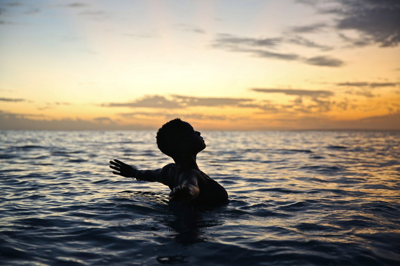Grateful for Her, Kingston, Jamaica, 2010, in Mfon: Women Photographers of the African Diaspora.
