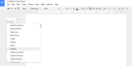 How to transcribe audio fast and for free using google docs voice