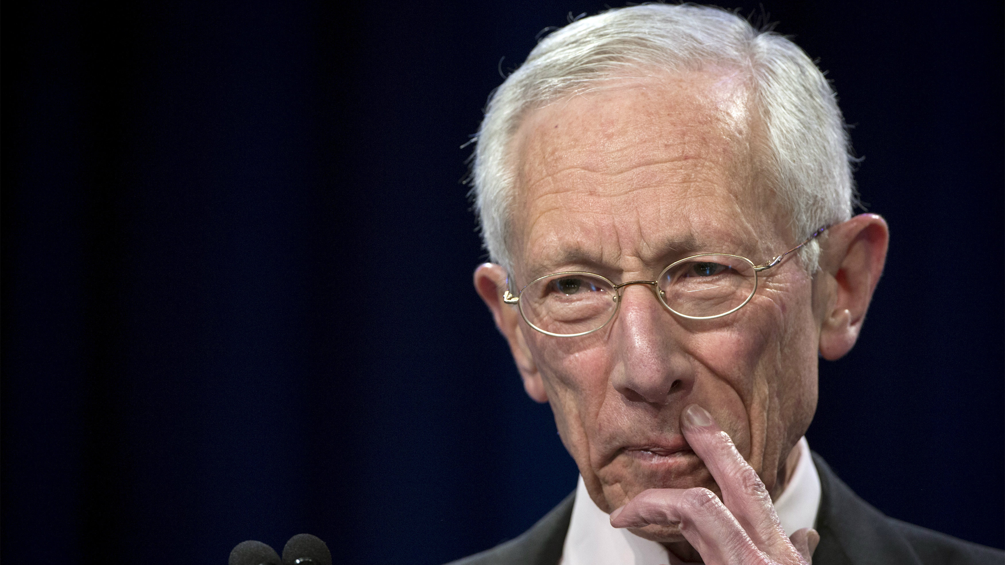 U.S. Federal Reserve Vice Chair Stanley Fischer