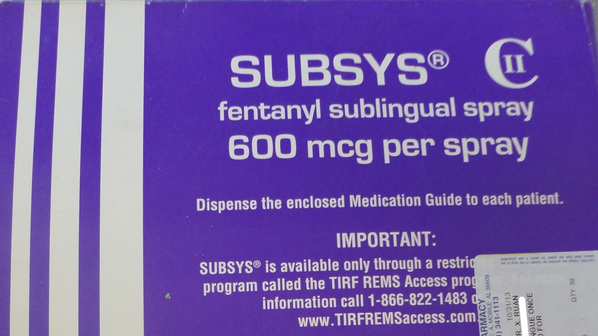 Subsys package.