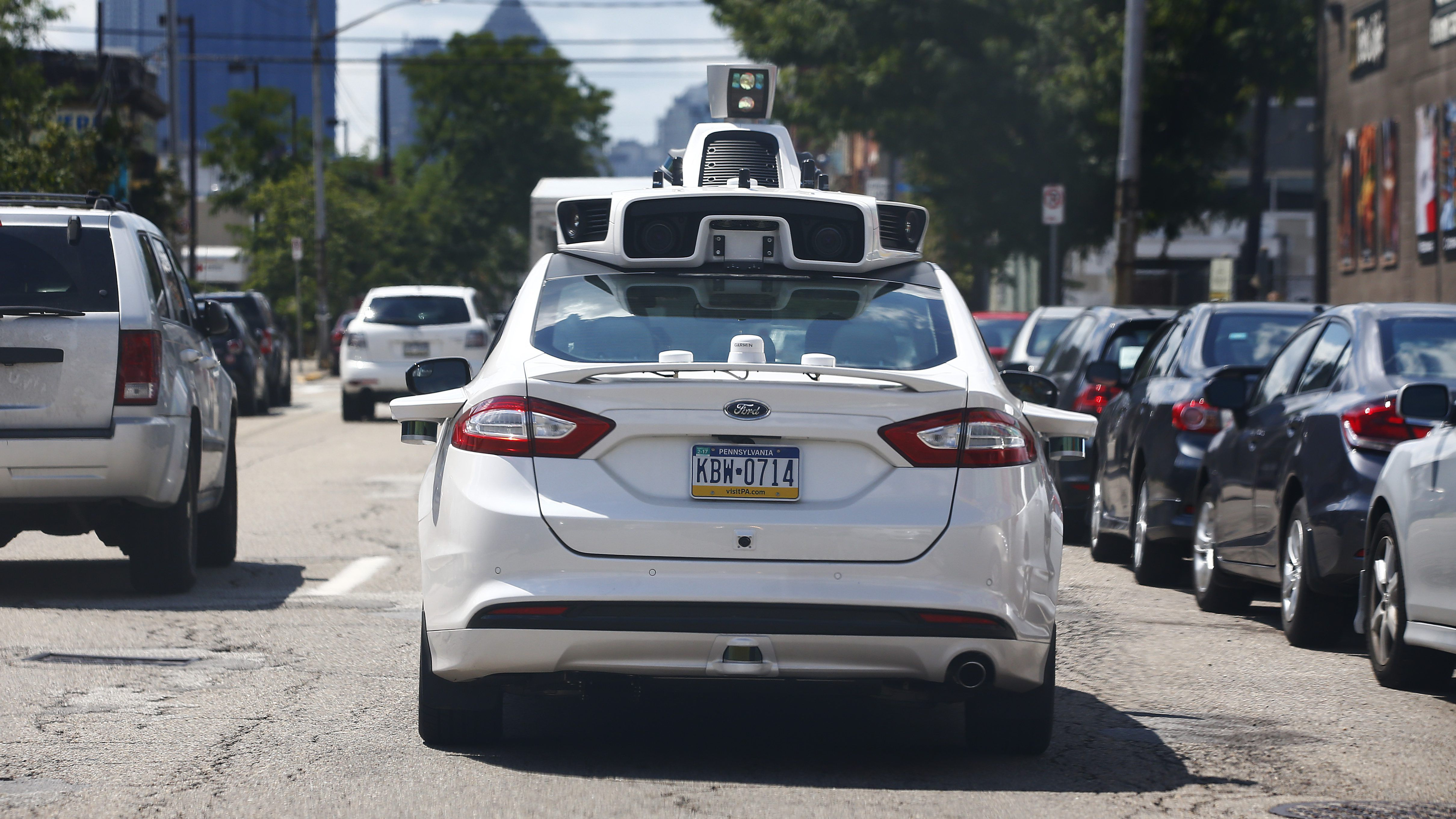 Self-driving cars scare many people, but psychologists have a ...