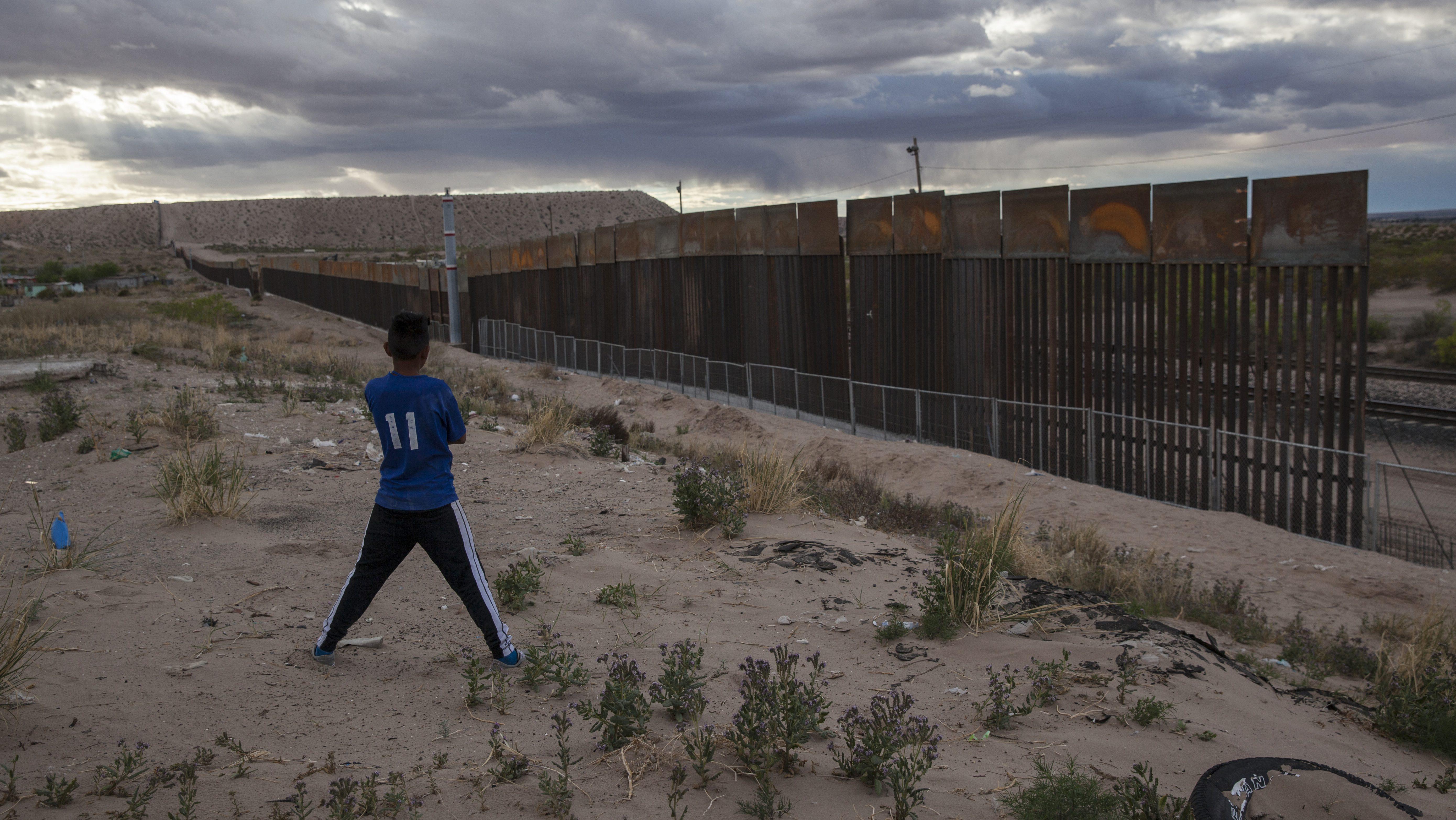 Mexico US Wall