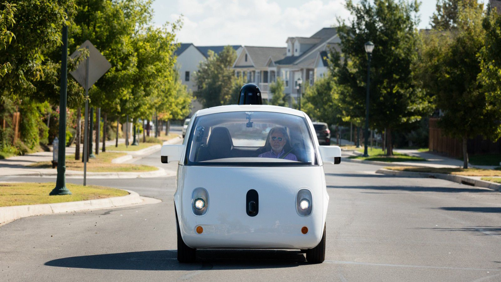 waymo google self driving cars
