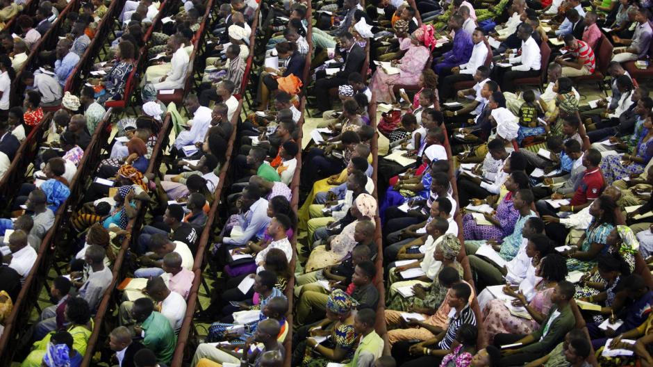 Africa S Reverse Missionaries Are Trying To Bring Christianity