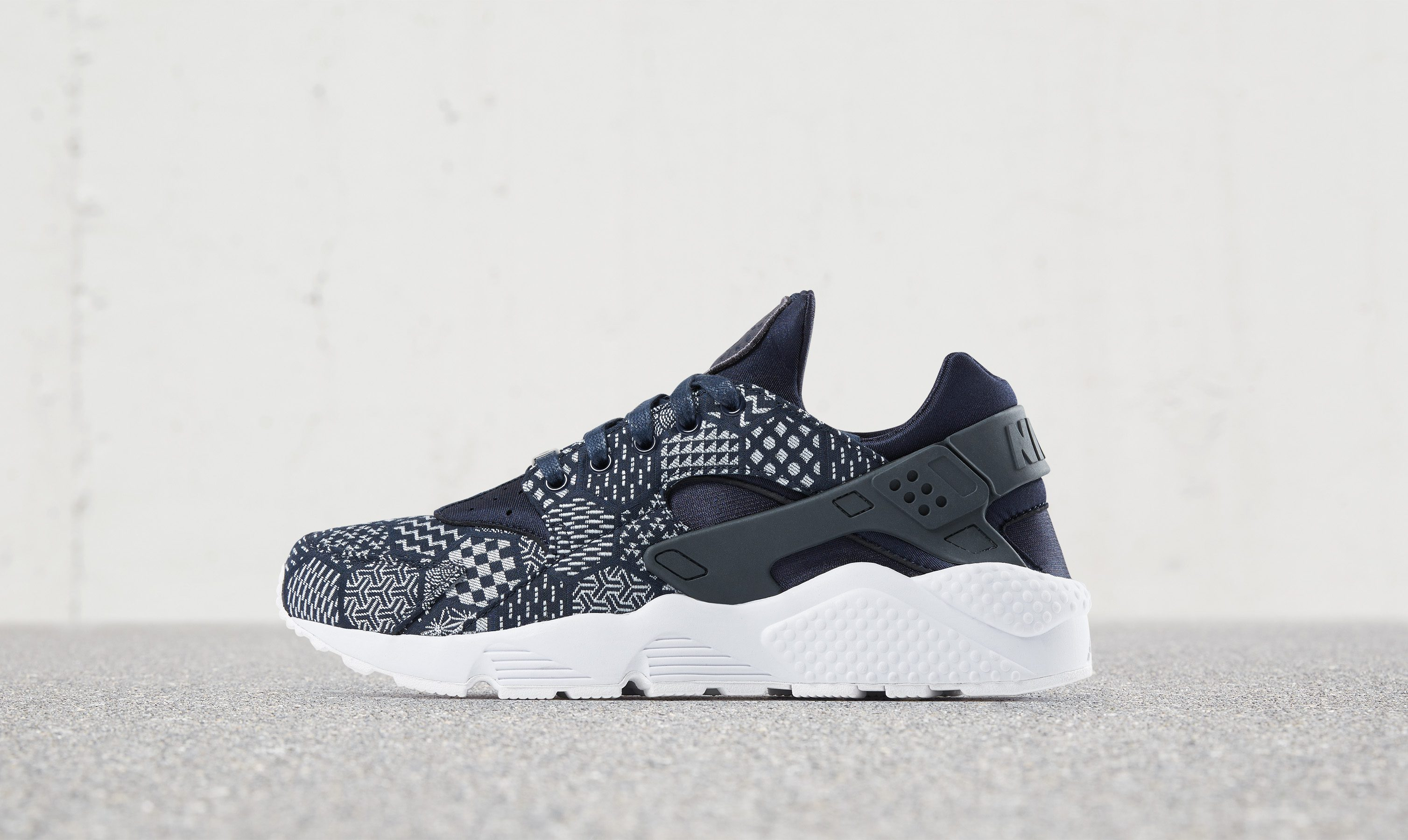 finest selection 117ab e19ff The Nike Huarache sneaker exists thanks to a disobedient ...