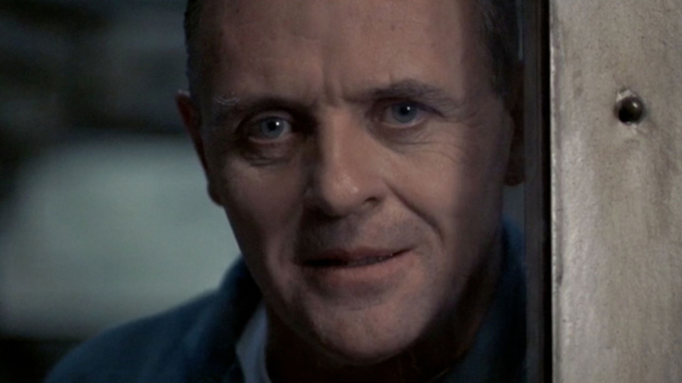 "This undated handout photo provided byMGM Home Entertainment and the Library of Congress shows Anthony Hopkins as Dr. Hannibal ""The Cannibal"" Lecter in the 1991 film ""Silence of the Lambs."" Bambi, Forrest Gump and Hannibal Lecter have at least one thing in common: Their cinematic adventures were chosen by the Library of Congress to be preserved in the world's largest archive of film, TV and sound recordings. (AP Photo/MGM Home Entertainment, Library of Congress)"