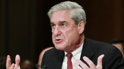 Special counsel Robert Mueller fired the first shots in the Russia investigation today.