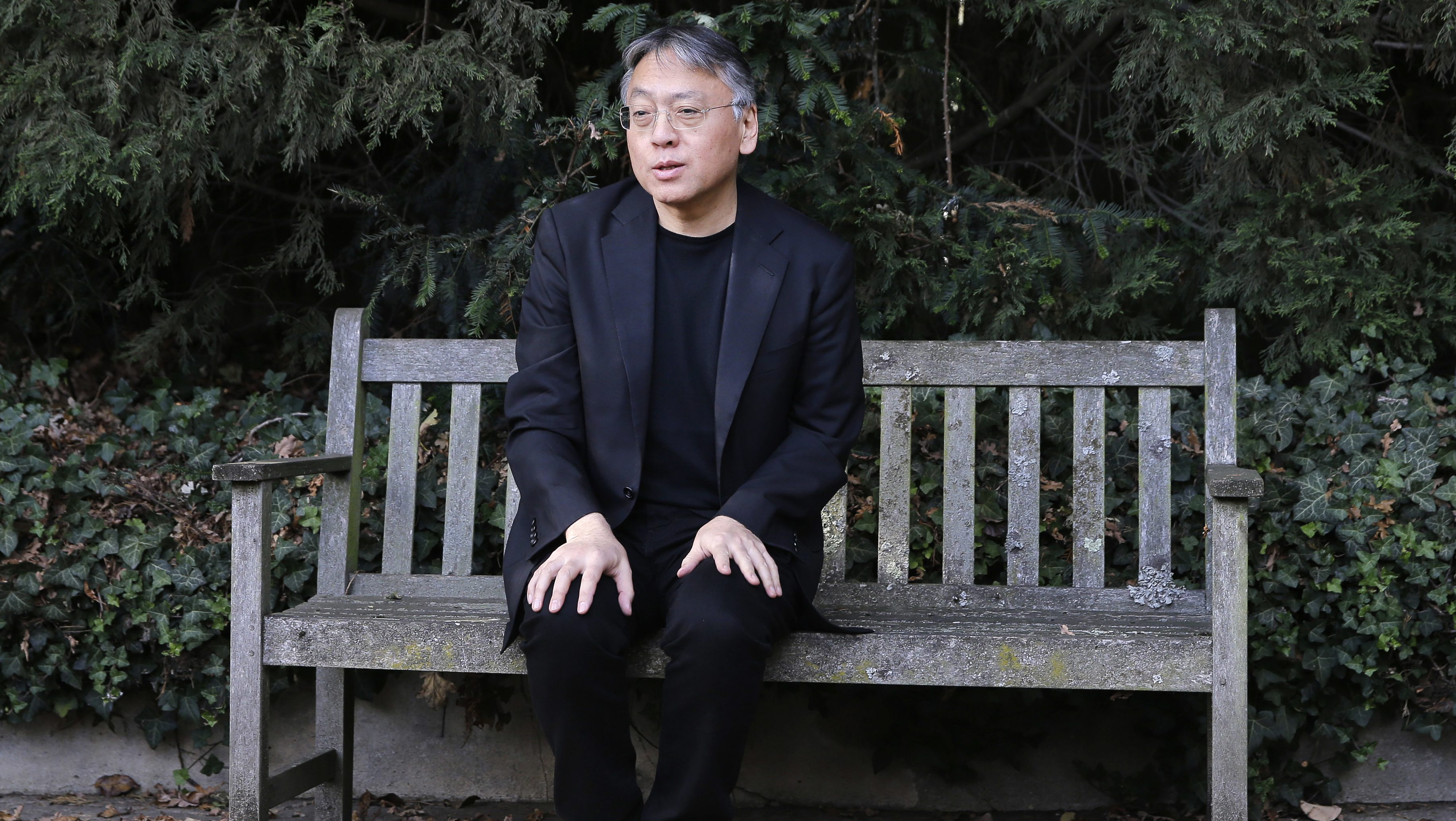 Kazuo Ishiguro Nobel