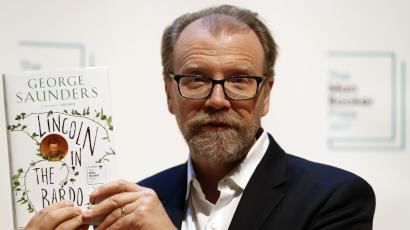 Britain Man Booker Prize 2017 George Saunders