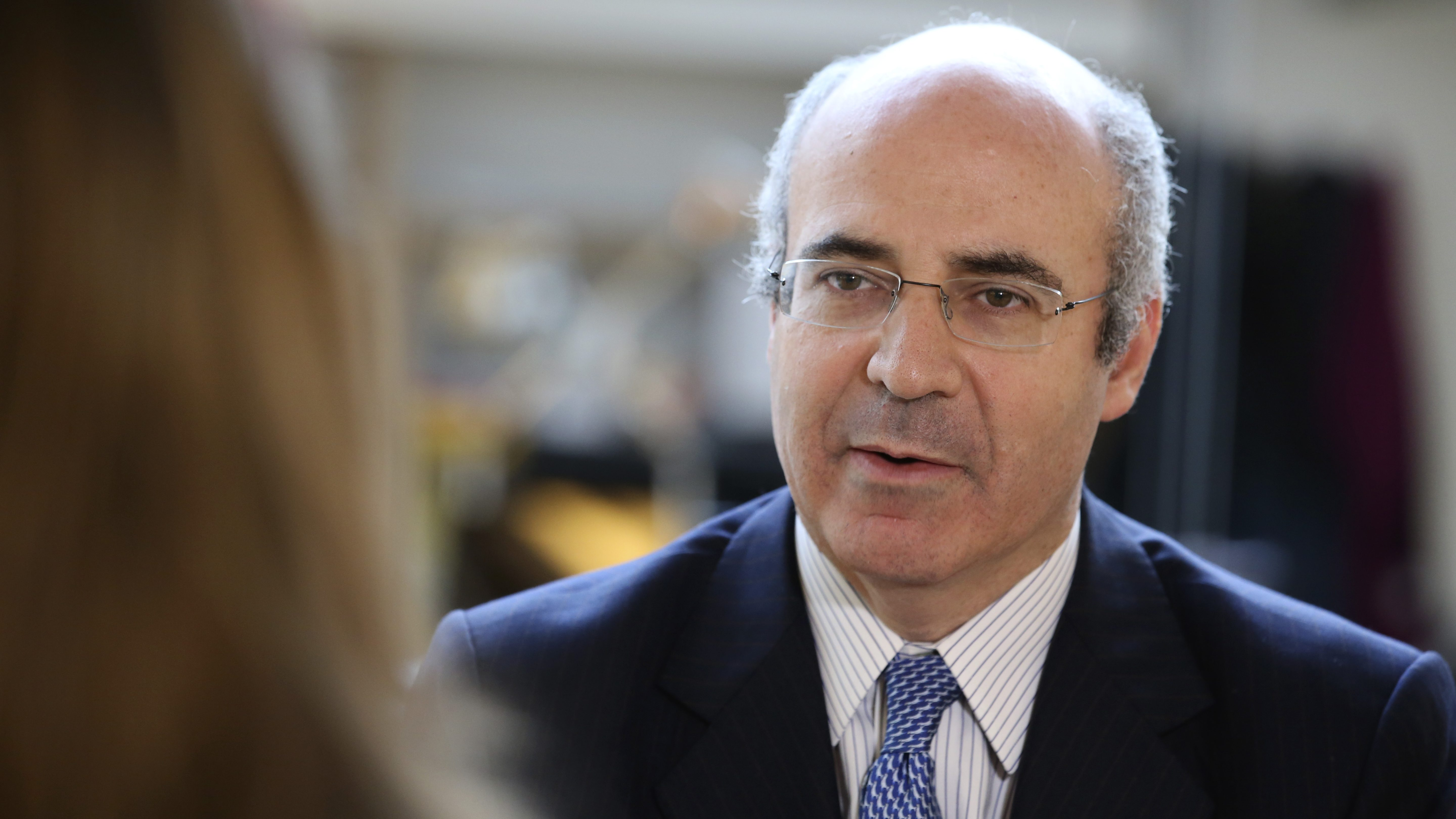 """U.S-born businessman William Browder answers reporters during an interview with the Associated Press in Paris, Tuesday March 3, 2015. Browder, a U.S-born British investor who made millions in Russia before his lawyer was imprisoned and died, is calling for an international investigation into the killing of Russian opposition figure Boris Nemtsov. He has suggested a probe led by the United Nations, the Council of Europe, or the Organization for Security and Cooperation in Europe, which could be modeled after the investigation into the killing of former Lebanese Prime Minister Rafik Hariri in 2005. """"We're never going to get to the bottom of this if (the investigation) is left in the hands of the people who are at the top of the suspect list,"""" Browder told The Associated Press in Paris on Tuesday. (AP Photo/Remy de la Mauviniere)"""