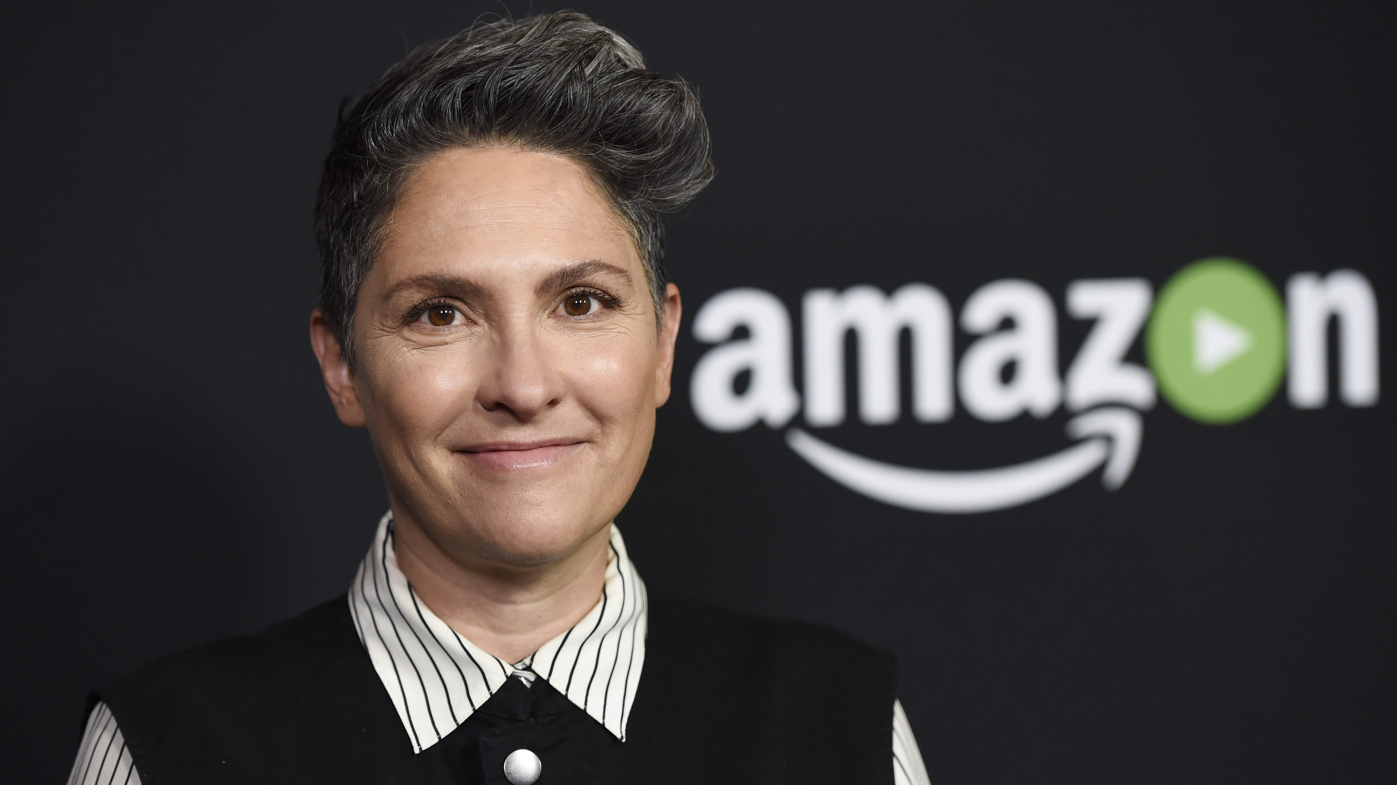 """Jill Soloway, creator of the Amazon original series """"Transparent,"""" poses at an Emmy For Your Consideration screening of the show at the Directors Guild of America on Thursday, May 5, 2016, in Los Angeles. (Photo by Chris Pizzello/Invision/AP)"""