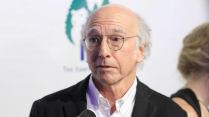 Larry David in New York