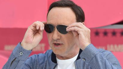 Kevin Spacey in sunglasses