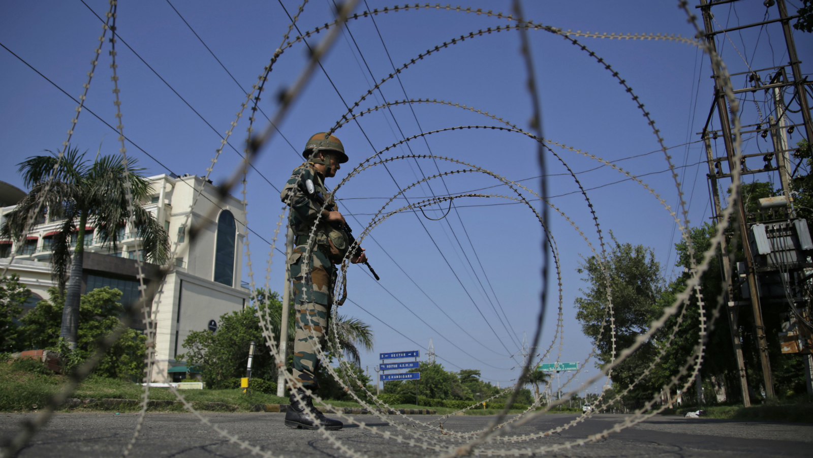 India-Autocracy-Military rule