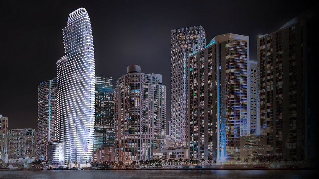 Aston Martin Is Building A Luxury Condo Tower In Miami After Branching Out Into Submarines And Baby Strollers Quartz